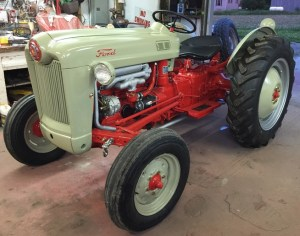 Ford 8n colors ?  Tractor Talk Forum  Yesterday's Tractors