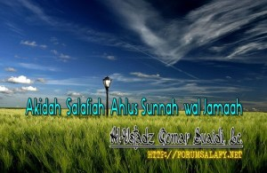Akidah Salafiah