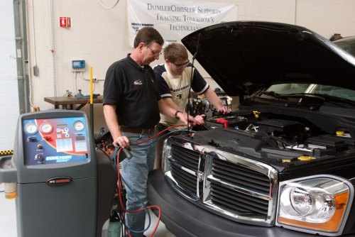 mechanic training courses