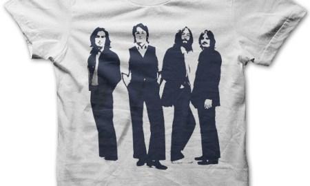Beatles Band tshirts