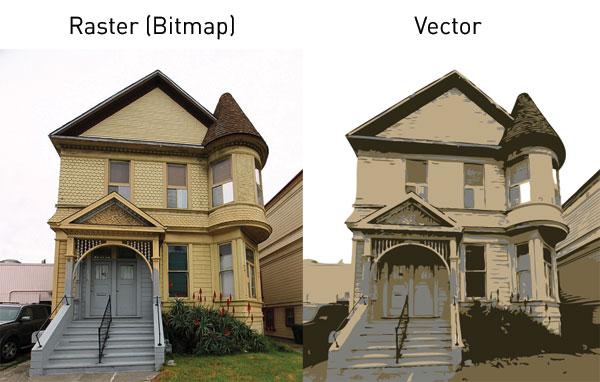 vector rastor graphics