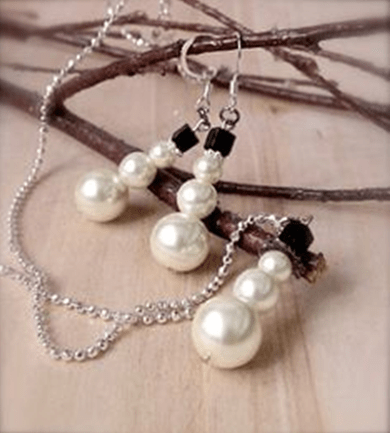 Pearl Earrings Jewelry images