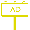 Services of Forward Designs - adverts