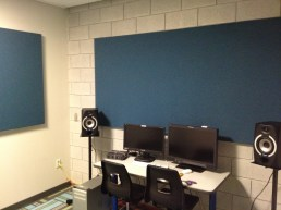Post production lab