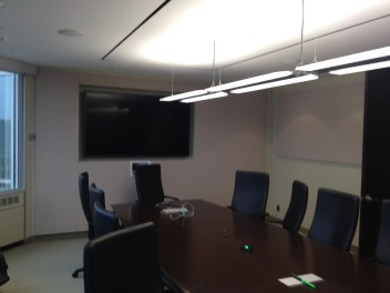 Teleconference Room