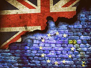 Brexit UK EU Wall