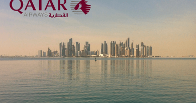 Doha City Landscape