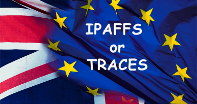IPAFFS : Import of Products, Animals, Food and Feed System