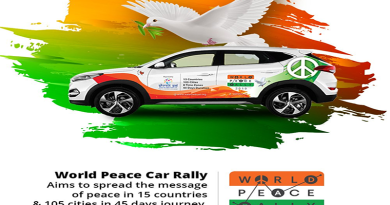 World Peace Rally 2019