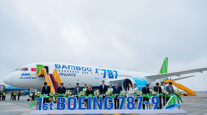 Bamboo Airways - Widebodied 787-9 Dreamliner