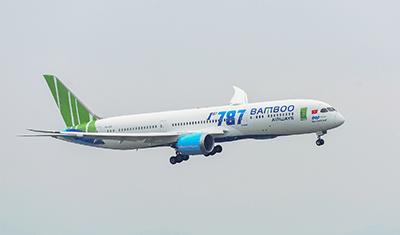 Bamboo Airways Dreamliner 787-9 series
