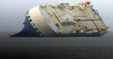 Vessel Ran aground