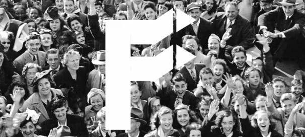 Logo Forward Crowd