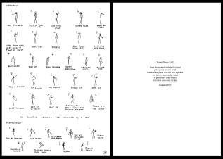 Kinkaleri Titolo: Found Dance | All!, 2015 Tecnica: serigrafia su carta Dimensioni: 2 fogli formato A3 Prezzo: 100€ RICHIEDI INFORMAZIONI: info@forwardforward.org
