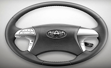 2012 Toyota Hilux Vigo comes with new Fortuner Steering