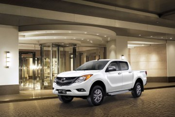 2012 Mazda BT50 new model available now at Thaliand top pick up truck dealer exporter