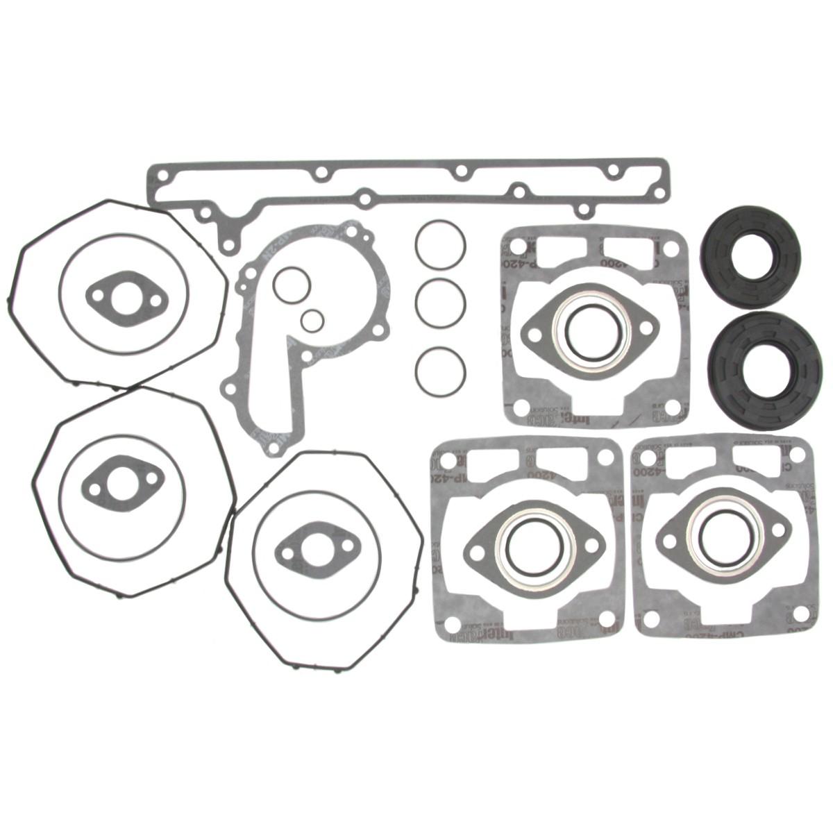 Spi 09 Polaris Full Engine Gasket Set