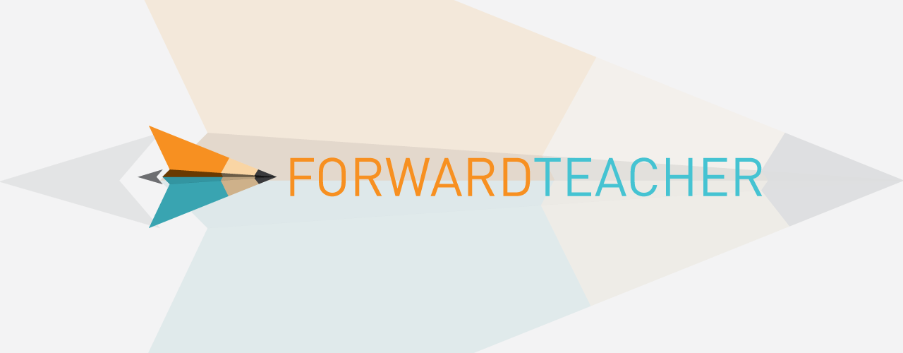 Logo forward teacher