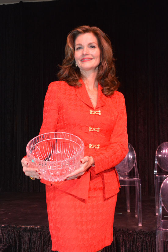 Woman on the Move  Honoree Wendy Dawson