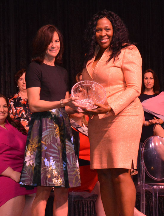 Woman on the Move Honoree  Karen Carter Richards