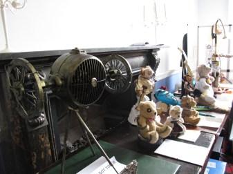 Asylum Steam Bears