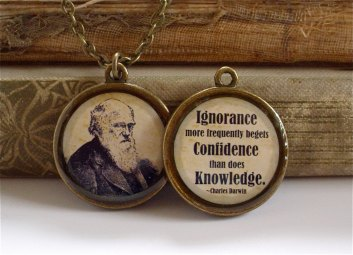 Darwin watch quote