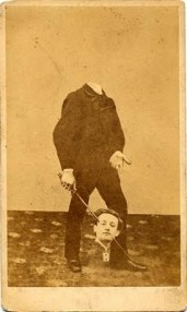 Headless Portraits From the 19th Century (9)