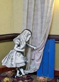Careful Alice...