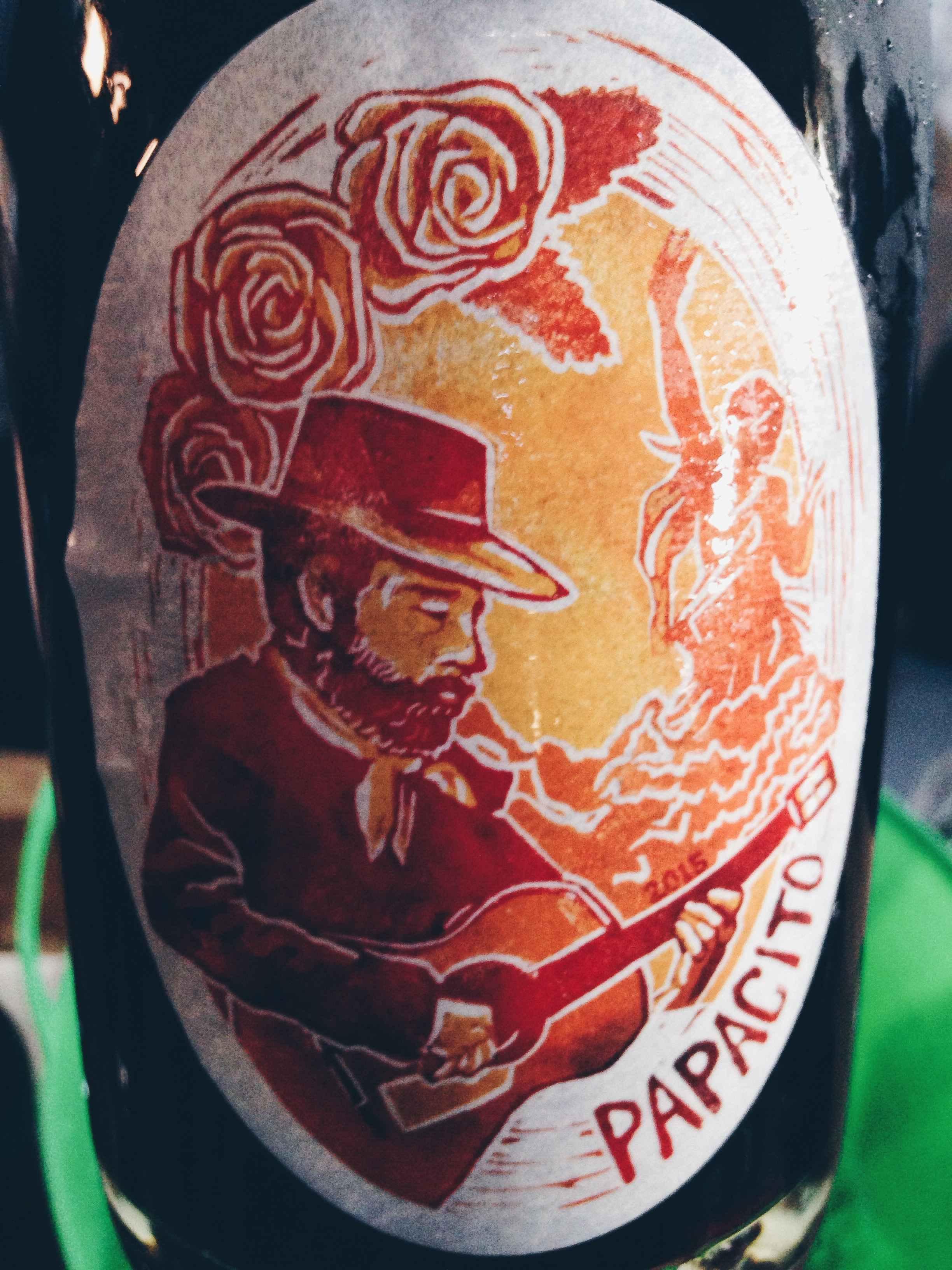 Papasito 2015 Day Wines, Willamette Valley