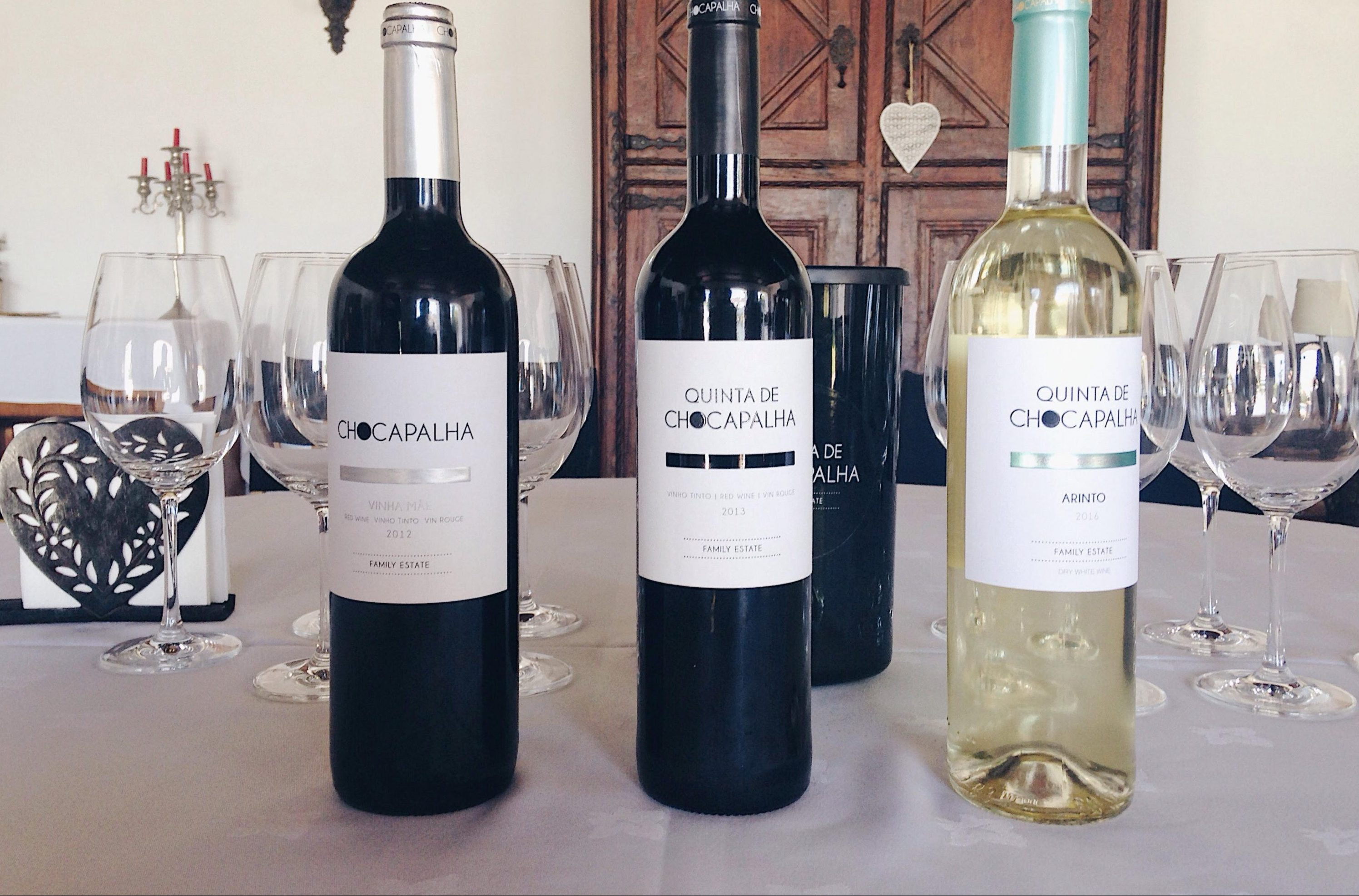 Wine Tasting at Quinta de Chocapalha