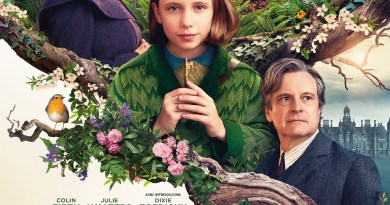 The Secret Garden Main Trailer and Official Poster Revealed