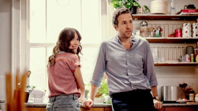 Esther Smith & Rafe Spall in Trying