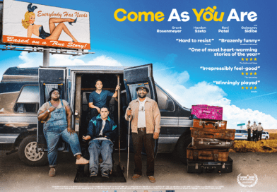 New trailer and release details for comedy, Come As You Are