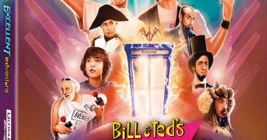 Win a 4K UHD copy of Bill & Ted's Excellent Adventure!