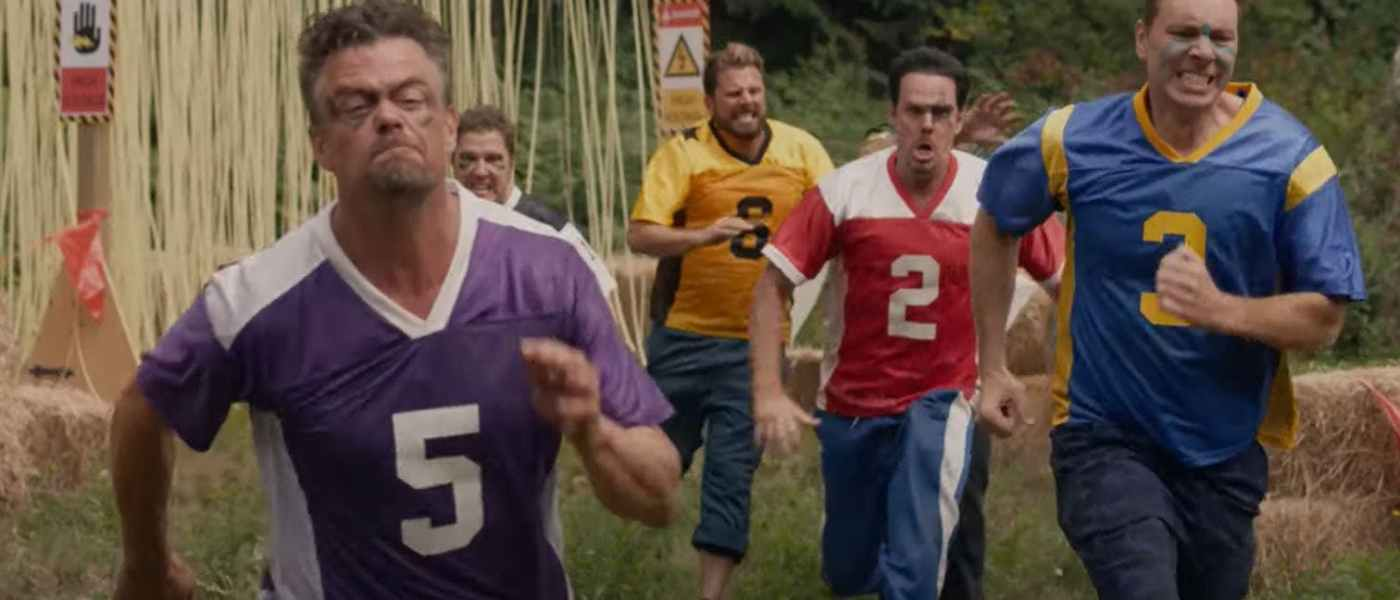 Buddy Games – new film review