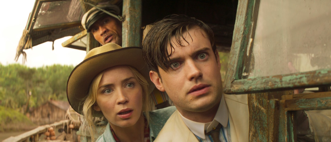 Jungle Cruise – New film review