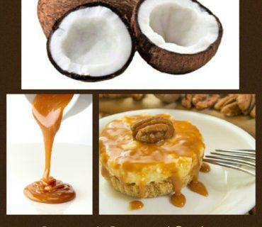 coconut caramel praline fragrance