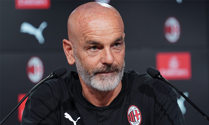 Stefano Pioli plays down the importance of AC Milan's clash with Manchester United | Forza Italian Football