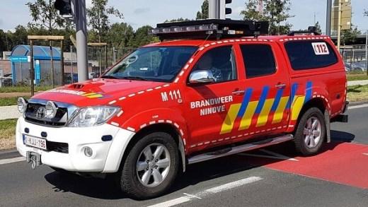 Brandweer Ninove