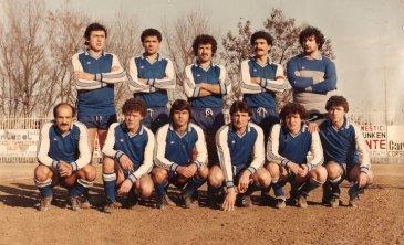 l'Ariano che gioca in Interregionale nel 1982/83