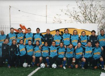 Ariano 2003/04 in Serie D