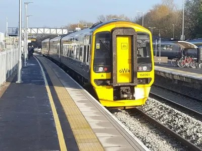 Filton Abbey Wood station