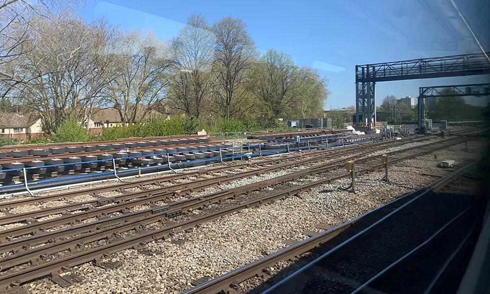 Bristol East Junction - 22nd April 2021
