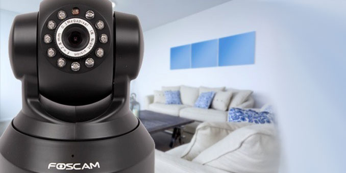 foscam wireless ip camera