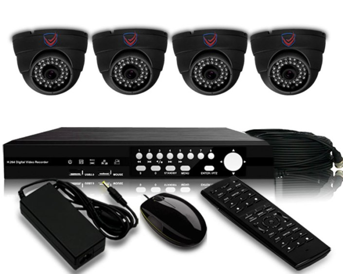 indoor CCTV package