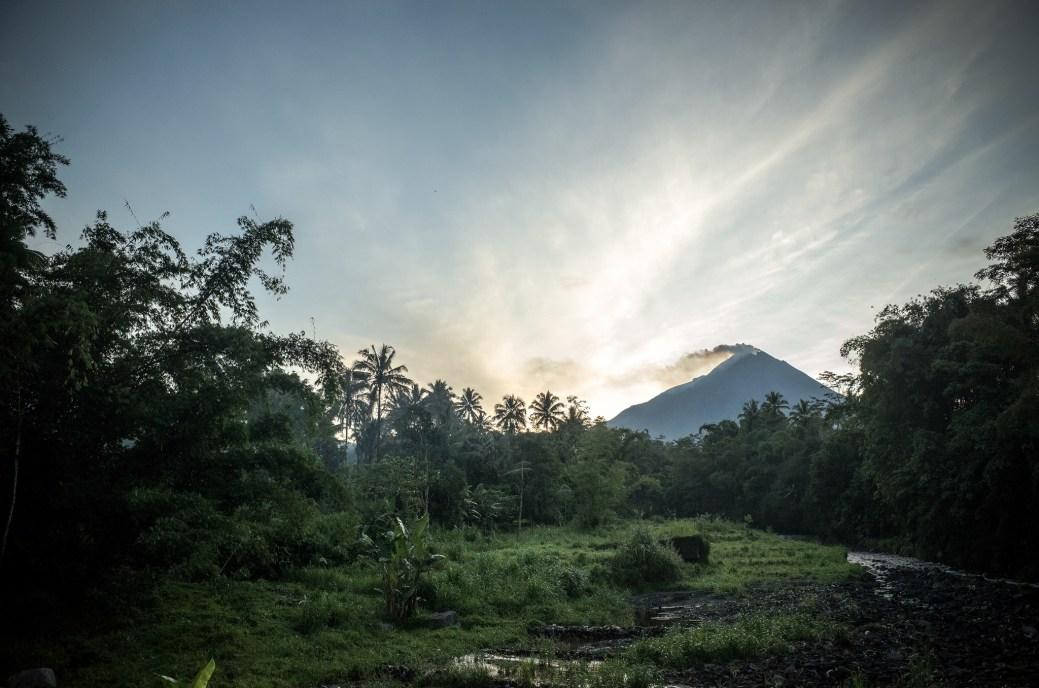 Indonezija: Merapi