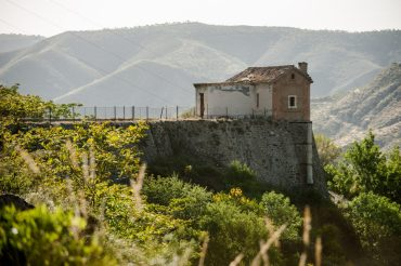 Ispanija: apleistas kanalas