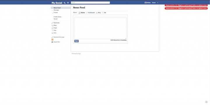 facebook-theme-enabled-on-site