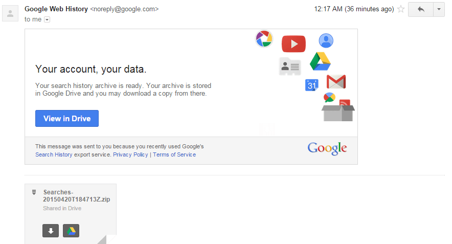 google-history-download-email
