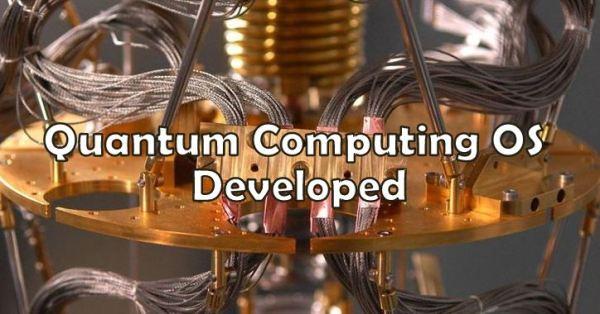 Quantum Computing OS Developed, Powerful PCs Coming Soon